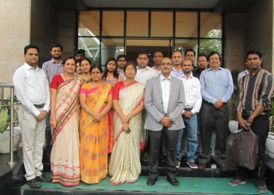 "Training cum workshop on ""Biosafety preparedness for handling potential Biohazardous material in laboratory"""