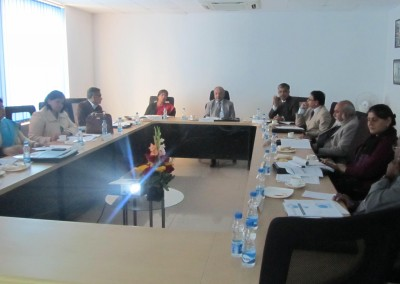 Research Review Committee (RRC) meeting held on 18.01.2016