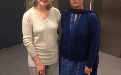Dr. Alka Beotra, SD, NDTL visited Anti Doping Lab, Montreal, canada on May 04, 2016. Prof. Christiane Ayotte, Director of the Lab and a pioneer in Anti Doping Science shared her views about various issues which was an enriching experience.